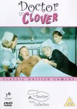 Doctor In Clover [DVD], Vgc, Freepost, Leslie Phillips, James Robertson Justice,