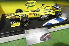 F1 JORDAN HONDA EJ10 FRENTZEN 1/18 HOT WHEELS 26700 formule 1 voiture miniature