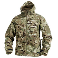 HELIKON TEX PATRIOT FLEECE TACTICAL RECON MP CAMO SPEC OPS ARMY COLD WEATHER
