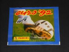 BUSTINA FIGURINE ALBUM PANINI UEFA EURO 92 SIGILLATA SEALED - MAX