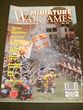 MINIATURE WARGAMES - GEORGIA LANDING - MARCH 1998 # 178