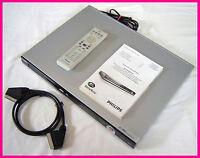 PHILIPS DVDR3460H FESTPLATTENRECORDER DivX  *250 GB=400 STD*  TIMESHIFT/USB 2.0