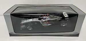 RARE! 1:18 Minichamps West McLaren Mercedes MP4-17 David Coulthard