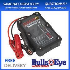 Sealey E/START800 ElectroStart Battery less Jump Pack Power Start 800A 12V + USB