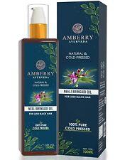 Amberry Ayurveda Neelibringadi Intensive Hair Treament and Hair Repair oil 100ml
