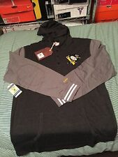 Mitchell and Ness Pittsburgh Penguins Mid Season Hoody sz xl