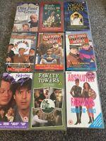 Job Lot TV Comedy Series Videos VHS