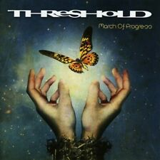 THRESHOLD - MARCH OF PROGRESS  CD NEUF