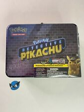 Pokemon TCG : Detective Pikachu Collectors Chest Sealed