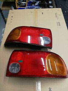 NEW! Mitsubishi Evo 1 2 3 ce9a cd9a rear taillights OEM NOS!! MB907245 MB907246