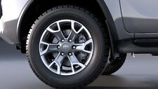 """Genuine Toyota HiLux and Fortuner 18"""" Alloy Wheels - Machined Grey (Set of 4)"""