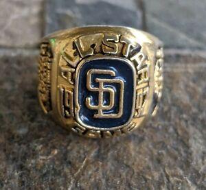San Diego Padres Souvenir 1992 All Star Game Ring