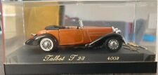Solido 1/43 L'Age d'or n° 4003 Talbot F 23