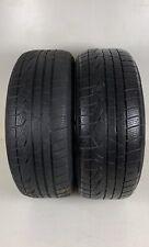 2x Pirelli Winter 210 Sottozero II 245/50 R18 100H M+S Run Flat