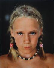 Jock Sturges Original XXL Photo Kunstdruck Art Print 73x67 Girl Mädchen Portrait
