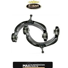Front Left Right Upper Control Arm Arms w Bushings 11-15 Grand Cherokee Durango