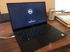Dell XPS 13 9370 4K UHD Touch i7-8550U 16GB 512GB SSD With docking Station
