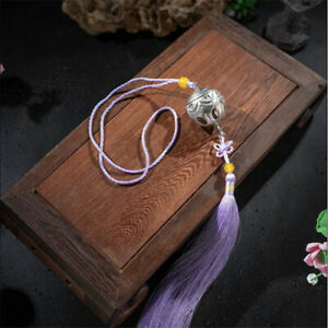 Grandmaster of Demonic Cultivation1:1 Waist Ornaments Palace Bell Tassel Pendant