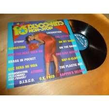 INTERNATIONAL DISCO BAND & SINGERS 16 disco hits non stop - MUYSIDISC Lp 1980