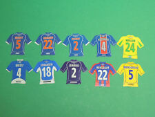 Magnet équipe diverse lot de 10 Just Foot - Pitch 2005/2006 maillot football #39