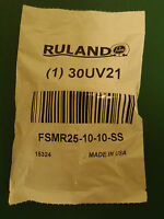 Ruland Manufacturing Co Inc FCMR38-19-16-SS FCMR38-19-16-SS Beam Coupling Clamp Type 19mm Bore X 16mm Bore