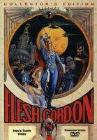 Flesh Gordon - Collectors Unrated Edition (DVD, WS, 1999) NEW