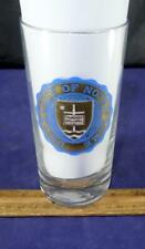 Vintage University Of Notre Dame Drinking Glass Basilica Of The Scared Heart !