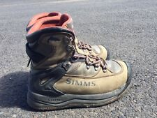 Simms G3 Guide Boot ~ Dark Elkhorn ~ Size 10 ~ USED ~ A