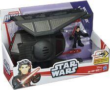 Star Wars Galactic Heroes Kylo Ren & Tie Silencer Playskool Kylo Ren's