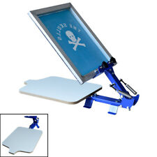 Screen Printing Equipment 1 Color t-shirt screen printing machine Starter Tool