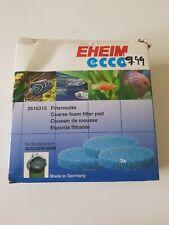 Filtro Eheim 2616310 Ecco Almohadillas de espuma gruesa Paquete de 3 2232, 2234, 2236