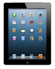 Apple iPad 3rd Gen. 64GB, Wi-Fi + Cellular (Unlocked), 9.7in - Black