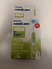 Philips Sonicare 2 Series Plaque Control Rechargeable Toothbrush, Guacamole