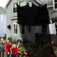 Halloween Ghost Hanging Decorations Scary Creepy Indoor/Outdoor Home Props Decor
