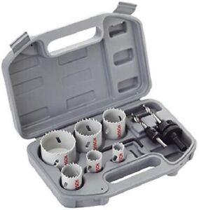 Bosch 2608580803 Plumbers Holesaw Set, Grey