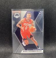 Nickeil Alexander-Walker Rookie 2020 Mosaic Basketball Panini #205 Pelicans