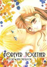 Final Fantasy 7 Vii Ff7 Doujinshi Comic Cloud x Tifa Forever Together