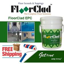 FloorClad-EPC Epoxy floor patch for concrete