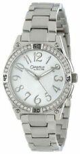 Brand New! Caravelle by Bulova 43L113 Womens Swarovski Crystal Bracelet Watch