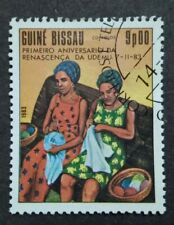 Guine-Bissau 1983 Democratic Union Of Women - 1v Used