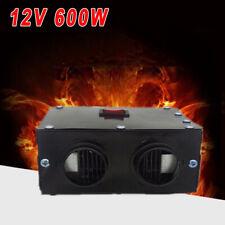 Heating Warmer Fan Windscreen Defroster Demister 600W 12V Car Electric Heaters