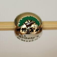 New Disney Pandora Park Exclusive Animal Kingdom Tree of Life Silver Bead Charm