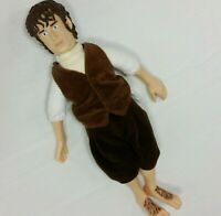 Applause Frodo Baggins Plush Doll Hobbit Tolkien Soft Toy Action Figure LOTR