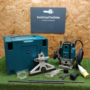 MAKITA RP2301FC ROUTER 110 VOLTS CASED & ACCESSORIES . GWO . FREE P&P '3014