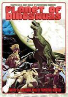 PLANET OF THE DINOSAURS NEW DVD