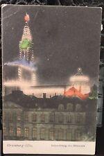 Vor 1914 Frankierte Ansichtskarten aus den ehemaligen deutschen Gebieten für Architektur/Bauwerk
