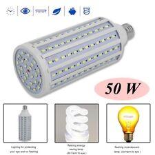 50W 110V E26 Daylight White LED Light Corn Bulb SMD 5730 5000LM 168LEDS 6000K US