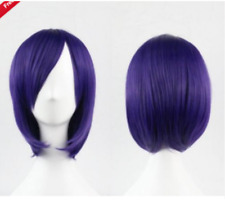 Fashion Women Short Full Wigs Lady Straight Hair Wigs Party Cosplay Wig