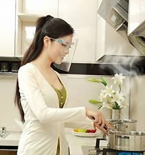 Novelty Kitchen Cooking  Anti-Oil Splash Clear Face Mask Face Shield Protector