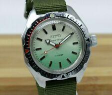 Ussr Military Vostok Amphibian Diver diver's watch Ussr Diver Anti-magnetic Wh11